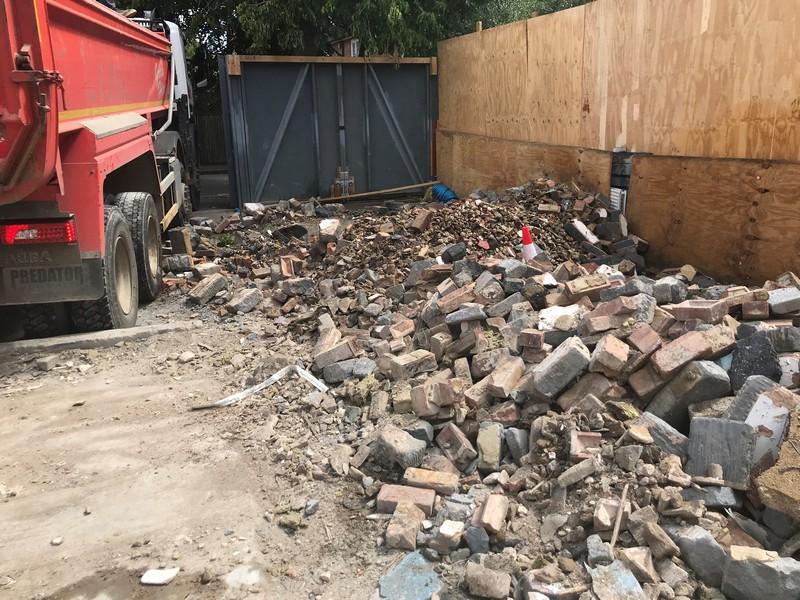 Asbestos-Demolition-Survey-Debris-Guildford