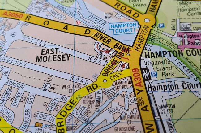 Asbestos removals near East Molesey