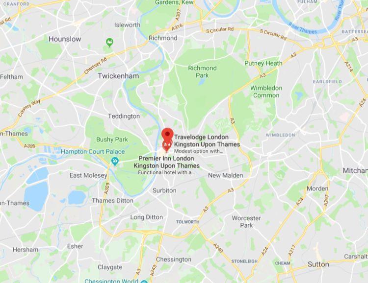 Asbestos removals near Kingston upon Thames