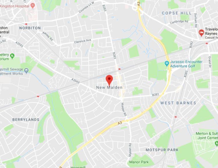 Asbestos removals near New Malden