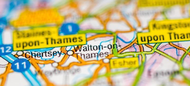 Asbestos removals near Walton on Thames