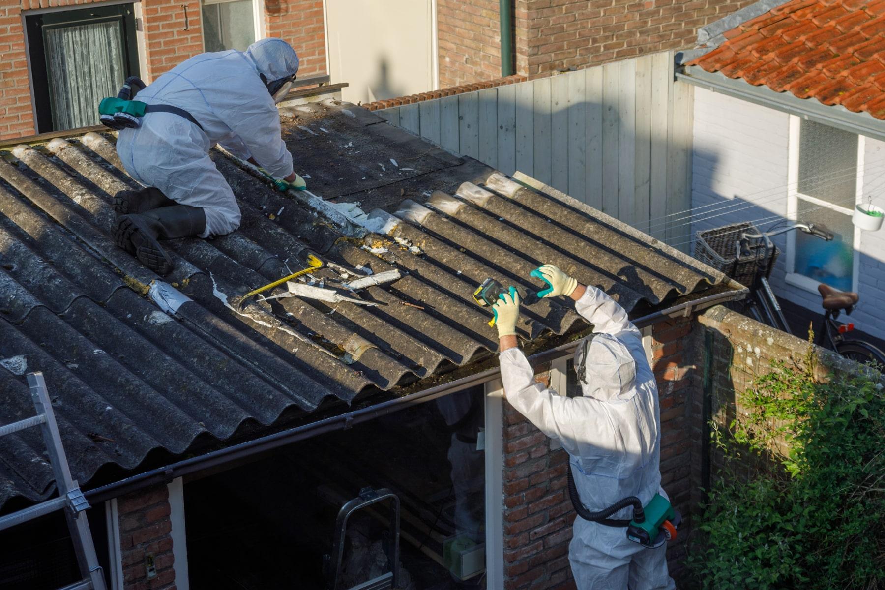 Asbestos company local to Ashtead