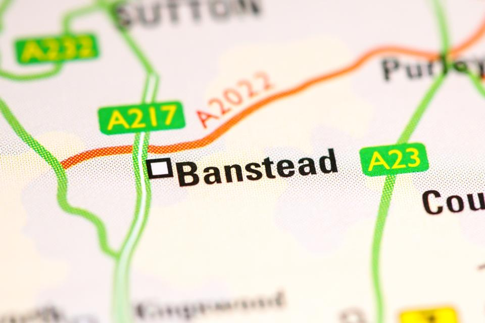 Asbestos removals near Banstead