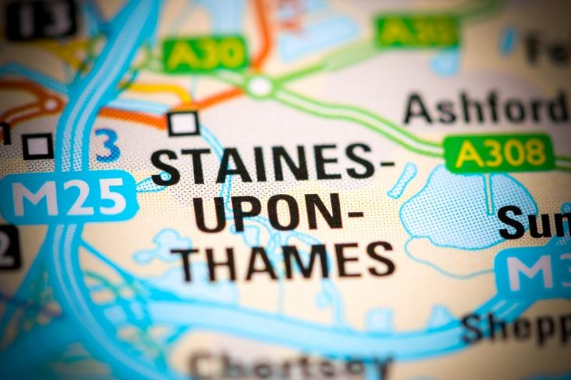 Asbestos removals near Staines Upon Thames