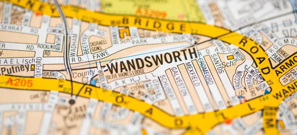 Asbestos removals near Wandsworth
