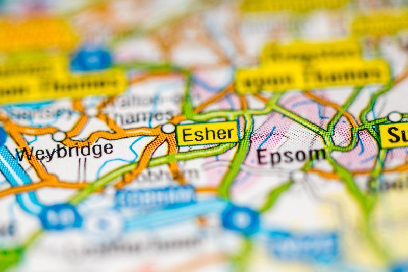 Asbestos removals near Esher