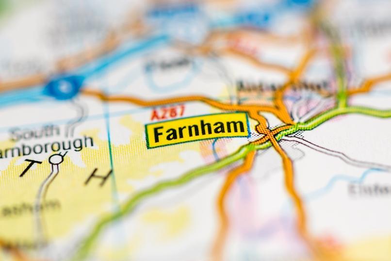Asbestos removals near Farnham
